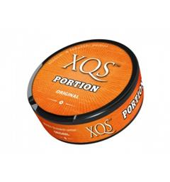 XQS Portion Orginal Nikotinfri snus