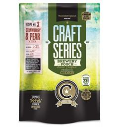 Strawberry & Pear Cider Craft Series 2,4kg