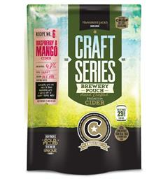 Raspberry & Mango Cider Craft Series 2,4kg