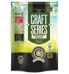 Raspberry & Lime Cider Craft Series 2,4kg
