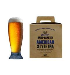 American Style IPA Muntons Hand Crafted