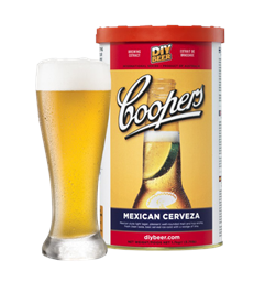 Coopers Mexican Cerveza Coopers International Series til 23L