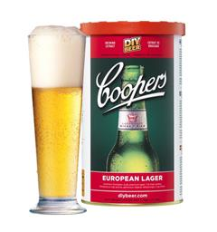 Coopers European Lager Thomas Cooper's Series til 23L